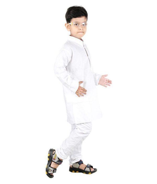 Generation-Next-White-Kurta-Pyjama-SDL255095750-2-115fb